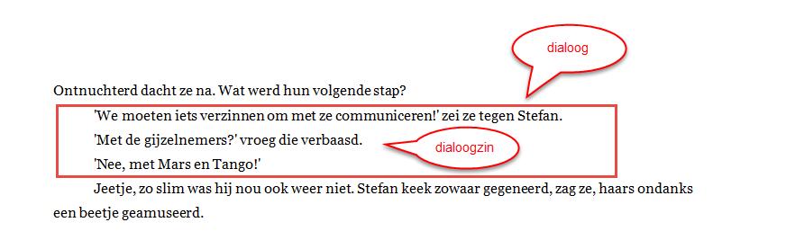 Dialoog boek schrijven singularity miriam wesselink