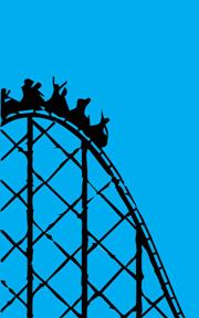 Rollercoaster schrijftips boek schrijven singularity miriam wesselink
