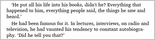 Lessons Learned boek schrijven schrijftips singularity miriam wesselink