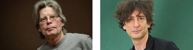Stephen King Neil Gaiman boek schrijven schrijftips singularity miriam wesselink