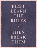 Vergeet de regels break boek schrijven schrijftips singularity miriam wesselink