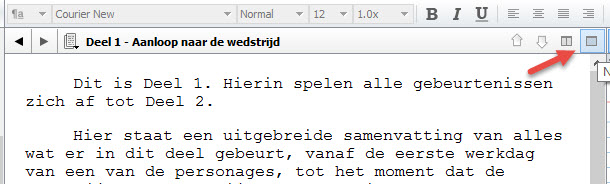Scrivener 2 schrijftips boek schrijven singularity miriam wesselink19