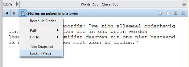 Scrivener 2 schrijftips boek schrijven singularity miriam wesselink20