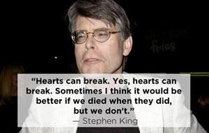 Stephen King schrijftips  boek schrijven Singularity Miriam Wesselink 11