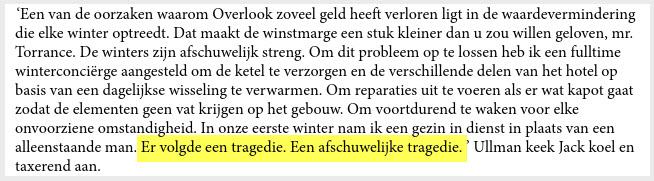 Stephen King schrijftips  boek schrijven Singularity Miriam Wesselink 4