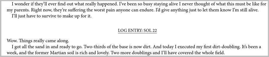 hoofdstuk schrijftips boek schrijven singularity miriam wesselink1A