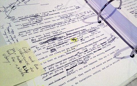 Eerste versie boek schrijven schrijftips singularity miriam wesselink