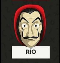 la casa de papel Rio boek schrijven schrijftips singularity miriam wesselink
